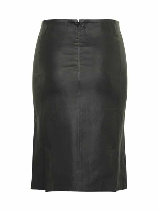Ally pencil skirt back