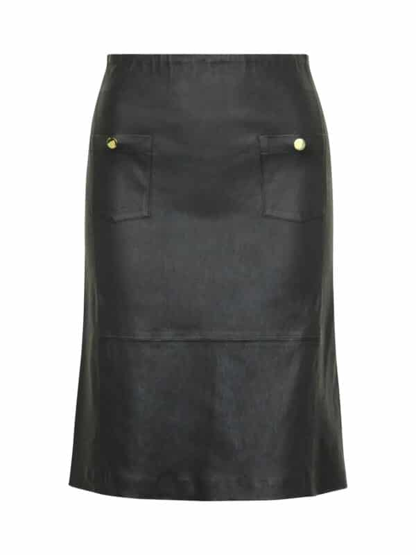Ally pencil skirt front
