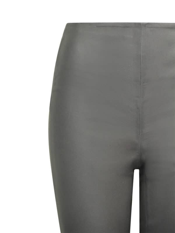 Amy leggings w. zipper grey detail