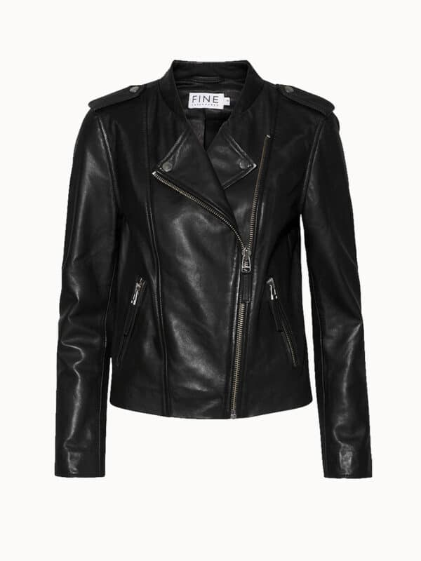 Cleo jacket front solv