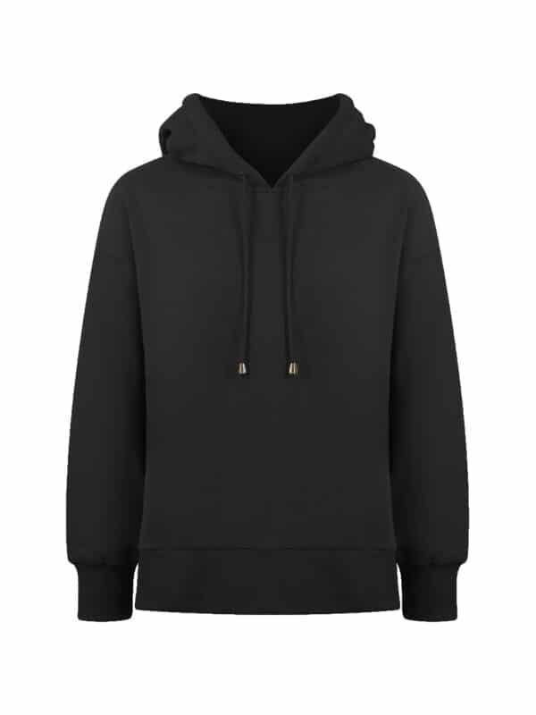 Stellar black hoodie