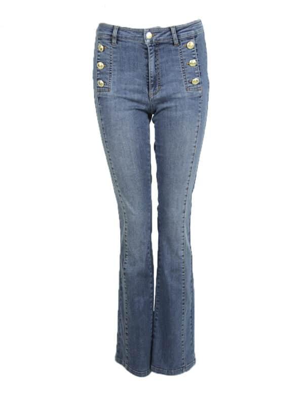 Robin jeans Ny bla farve 1