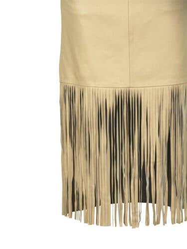 Eligio Fringe Skirt 21201 detail
