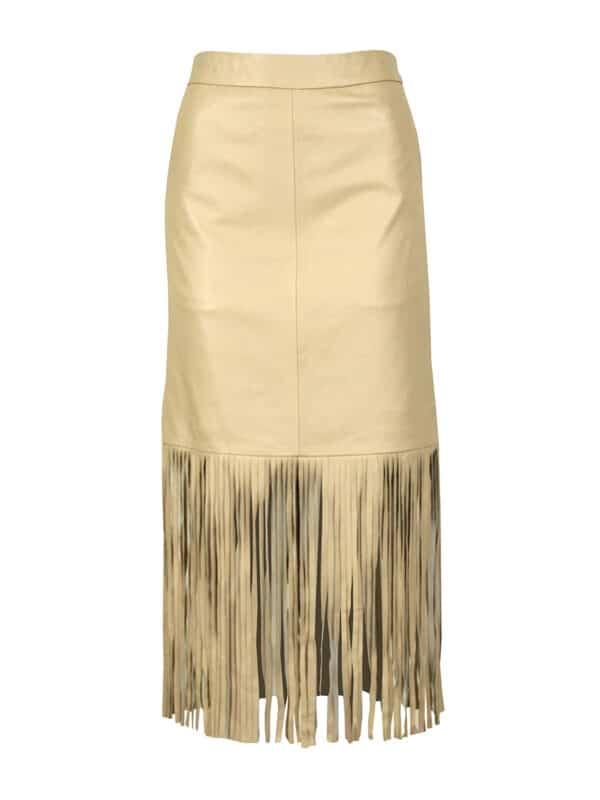 Eligio fringe skirt