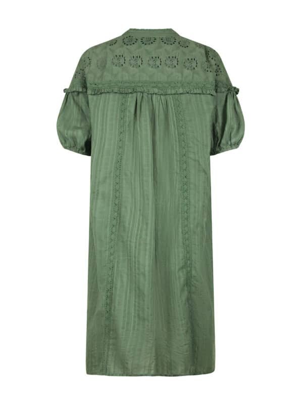 Blanka dress back