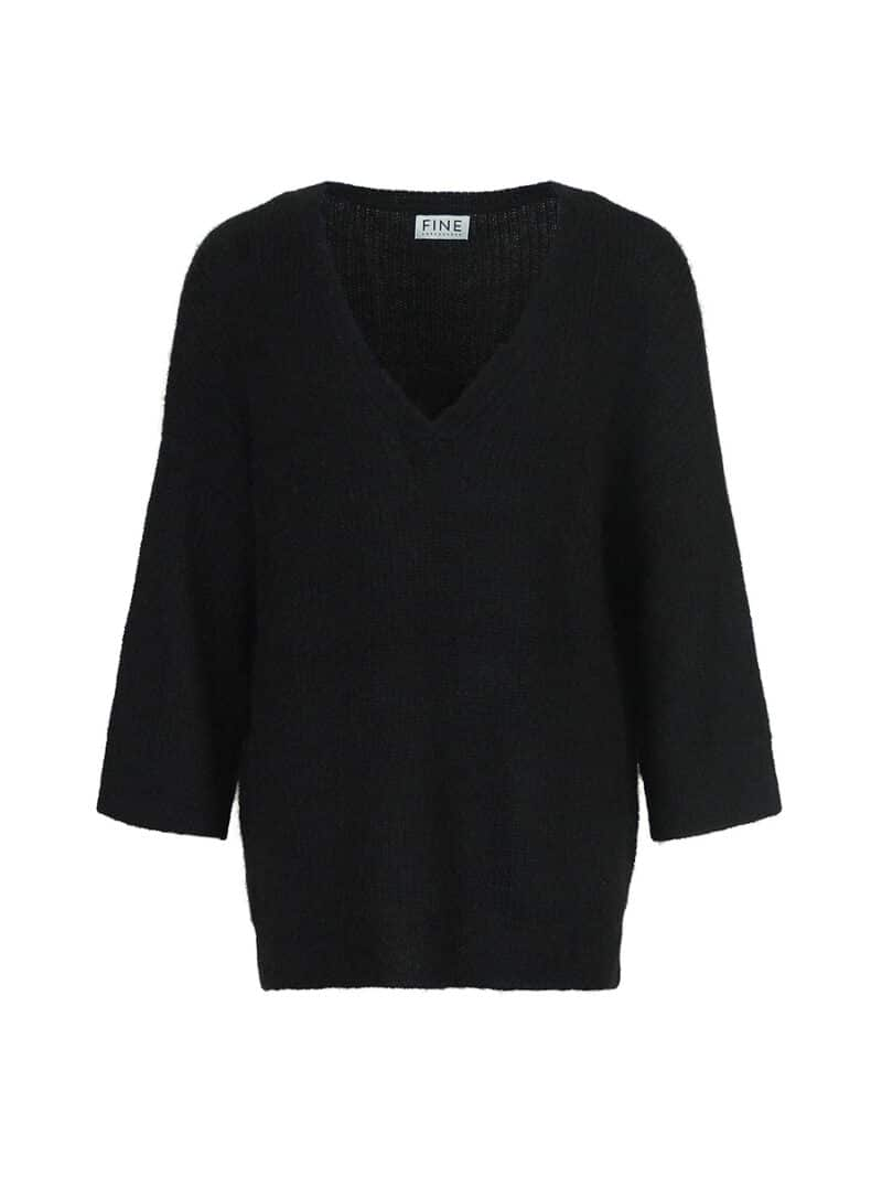 Yasmin wide pullover