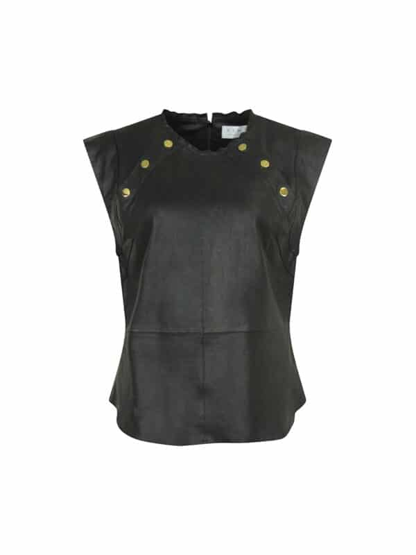 Nappa vest