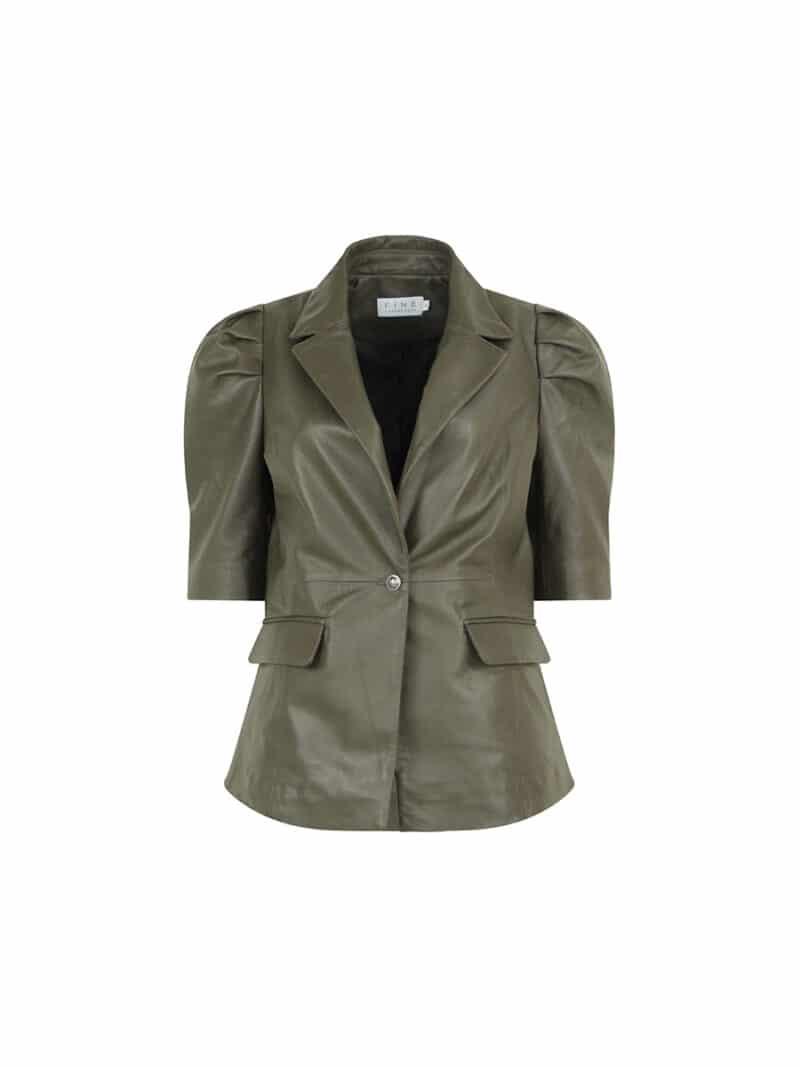 Eligio short blazer