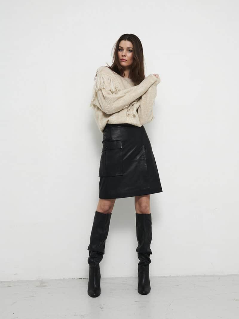Eligio pocket skirt